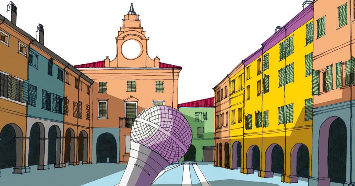 piazza correggio podcast