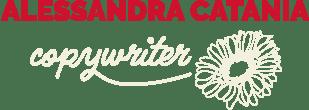 logo alessandra catania copywriter